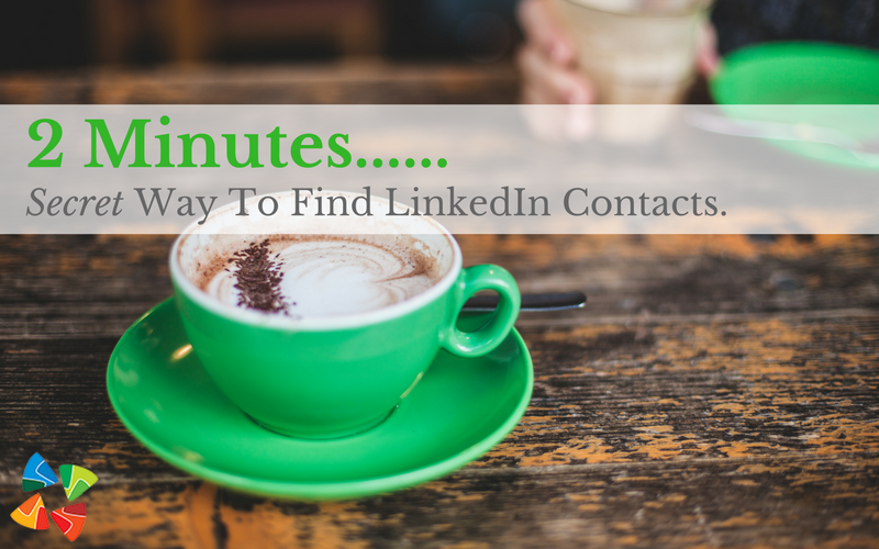 Secret Way to Find LinkedIn Contacts