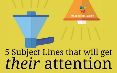 How To Easily Grab The Attention Of Your Email List Subscribers With Your Subject Line
