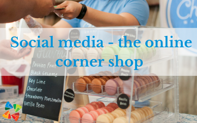 Social Media – The Online Corner Shop
