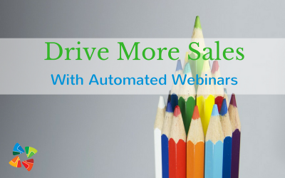 Automated Webinars, The Perfect Way To Drive More Sales