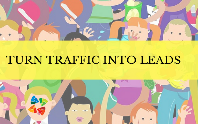 Turn Website Traffic Into Leads