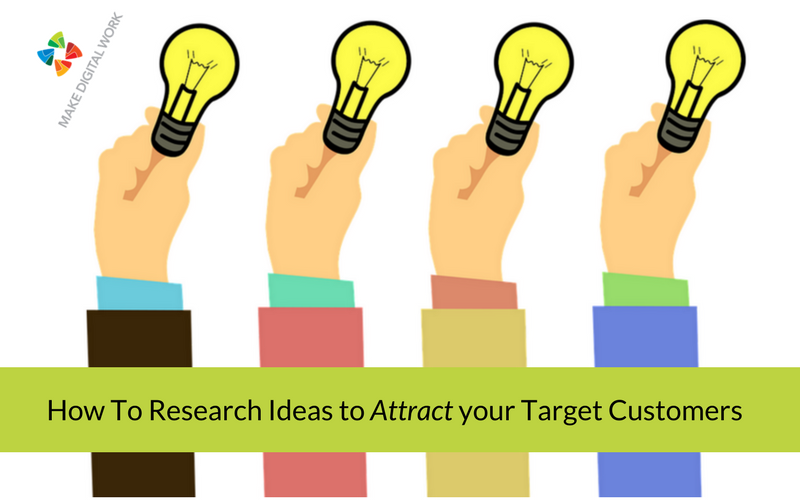 research lead magnet ideas