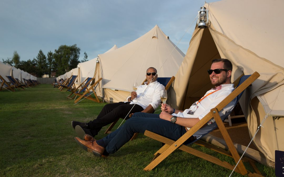 New Glamping Hotel Leads