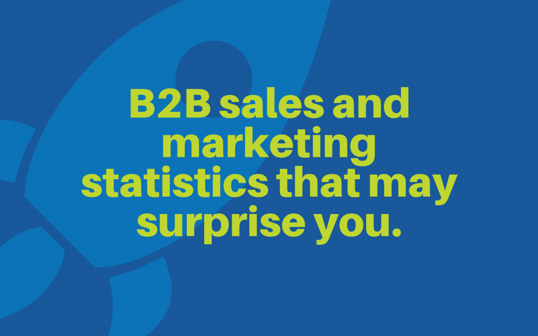 B2B Marketing & Sales Stats